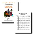 A Toy Shop Christmas Operetta    Book 2  Beginner and Intermediate Levels