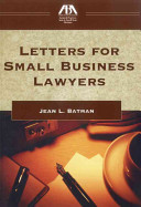Letters for Small business Lawyers