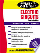 Schaum S Outline Of Electric Circuts