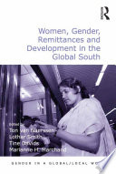 Women  Gender  Remittances and Development in the Global South