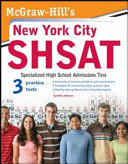 McGraw Hill s New York City SHSAT