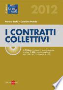 I contratti collettivi 2012