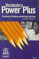 Vocabulary Power Plus Book H