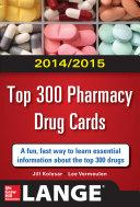 2014 2015 Top 300 Pharmacy Drug Cards