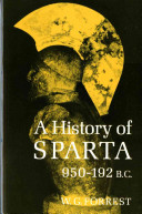 A History of Sparta  950 192 B C