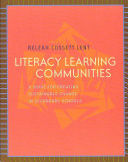 Literacy Learning Communities