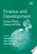 Finance And Development