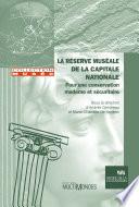 La réserve muséale de la Capitale nationale : pour une conservation moderne et sécuritaire