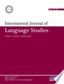 International Journal Of Language Studies Ijls Volume 7 1
