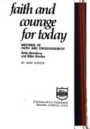 FAITH AND COURAGE FOR TODAY Book PDF