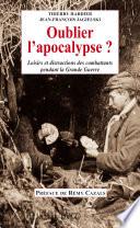 Oublier l'apocalypse ? Loisirs et distractions des combattants pendant la Grande Guerre