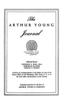 The Arthur Young Journal