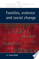 Families Violence And Social Change
