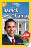 National Geographic Readers  Barack Obama
