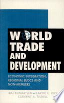 World Trade and Development