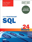 SQL in 24 Hours  Sams Teach Yourself  Barnes   Noble Special Edition