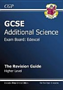 GCSE Additional Science Edexcel Revision Guide   Higher  with Online Edition