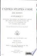 United states code  Volume 4