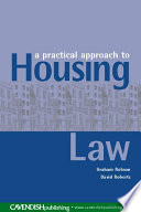 A Practical Approach to Housing Law