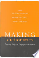 Making Dictionaries