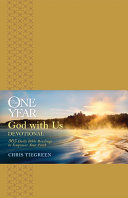 The One Year God with Us Devotional Book