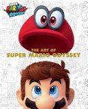 The Art of Super Mario Odyssey Book
