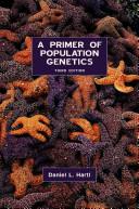 A Primer Of Population Genetics book