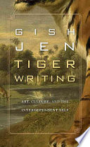 Tiger Writing On The Biography Of The