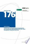 Stabilisierungs- und Strukturanpassungsprogramme des Internationalen Währungsfonds in den 90er Jahren