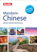 Berlitz Phrase Book And Dictionary Mandarin Bilingual Dictionary