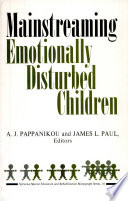 Mainstreaming Emotionally Disturbed Children