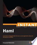 Instant Haml