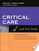 Critical Care  Just the Facts