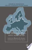 The Marshall Plan  Fifty Years After