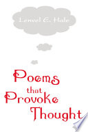 Poems that Provoke Thought And Traditions The Contents Move