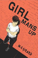 Girl Mans Up Book Cover
