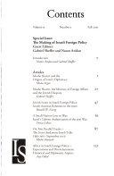 Israel Studies Book PDF