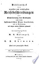 Reise nach den Maskarenischen oder Französisch Afrikanischen Inseln Ile de France und Bourbon, in den Jahren 1801 und 1802...
