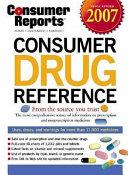 Consumer Drug Reference 2007