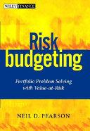 Risk Budgeting