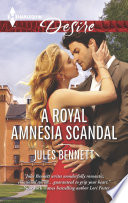 A Royal Amnesia Scandal book