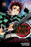 Demon Slayer: Kimetsu No Yaiba, Vol. 10 : inosuke and zenitsu have smoked...