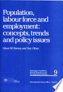 Population  Labour Force and Employment