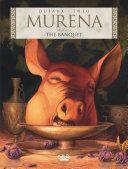download ebook murena 10. the banquet pdf epub