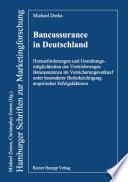 Bancassurance in Deutschland