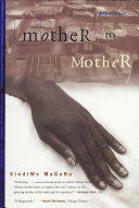 Mother to Mother Book