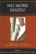 No More States?