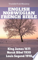 English Norwegian French Bible
