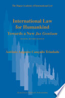 International Law for Humankind