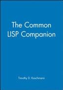 The Common Lisp companion